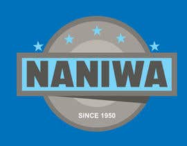 #165 for Design a Logo for Naniwa af smahsan11