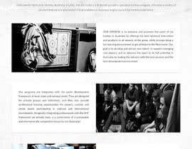 #17 for Design a Website Mockup for NextLevelHockey af NEXTIN