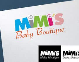 #9 for Design a Logo for 'Mimi's baby boutique' af anwera