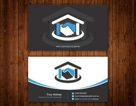 aminur33 tarafından Design some Business Cards for Real Estate Relief için no 44