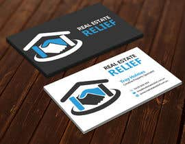 imtiazmahmud80 tarafından Design some Business Cards for Real Estate Relief için no 67