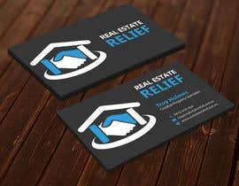 #68 untuk Design some Business Cards for Real Estate Relief oleh imtiazmahmud80