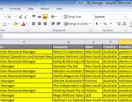 #2 for Find me some Leads for email list, Australian companies based in Melbourne by MiInfotechLLP