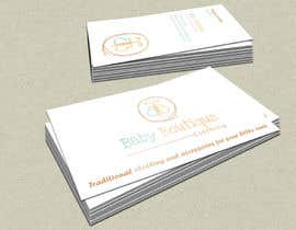 #84 untuk Design some Business Cards for Baby Boutique oleh smshahinhossen