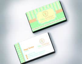 #80 untuk Design some Business Cards for Baby Boutique oleh naikerhiroko