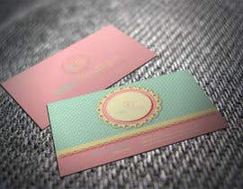 #81 untuk Design some Business Cards for Baby Boutique oleh shyRosely