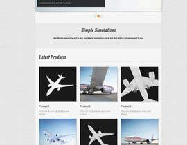 #1 para Design a Website for Simple Simulations por tanseercena