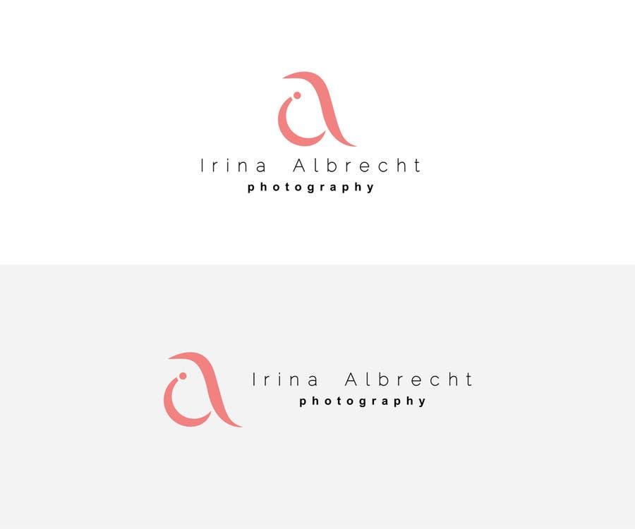Penyertaan Peraduan #475 untuk Design eines Logos for a photographer
