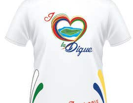 #4 for Design a T-Shirt for Seychelles festival af brissiaboyd