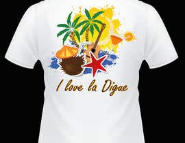 xzandak tarafından Design a T-Shirt for Seychelles festival için no 25