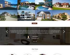 Nro 10 kilpailuun vevey architecte web template käyttäjältä ravinderss2014