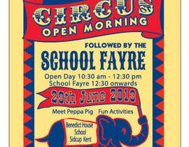 tjayart tarafından Design a Flyer for School Open Day için no 24