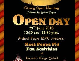 racain09 tarafından Design a Flyer for School Open Day için no 30
