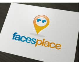 #131 for Design a Logo for facesplace af sbelogd