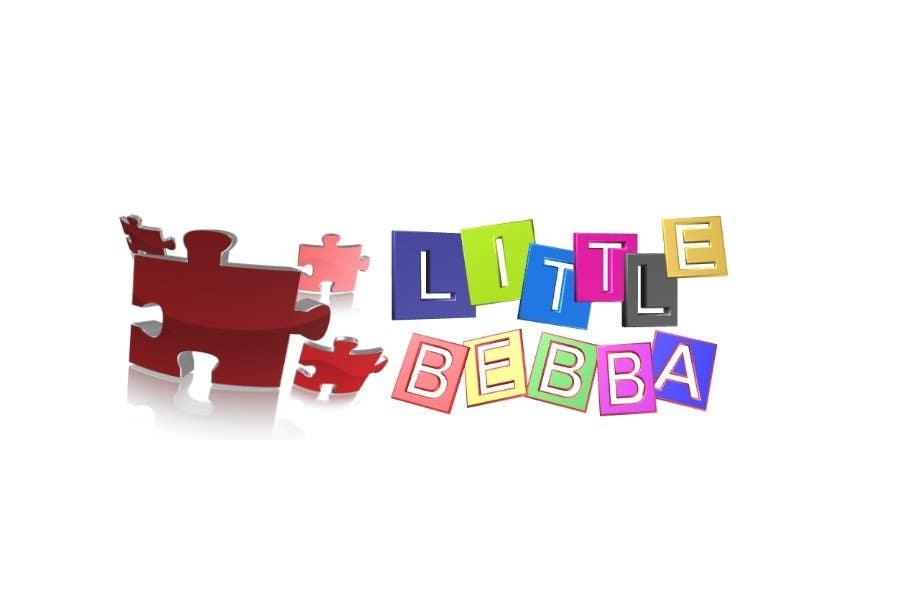 Contest Entry #153 for Logo Design for Little Bebba