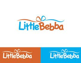 #103 for Logo Design for Little Bebba by ivandacanay