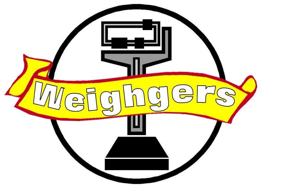 Konkurrenceindlæg #70 for Logo Design for Weighgers