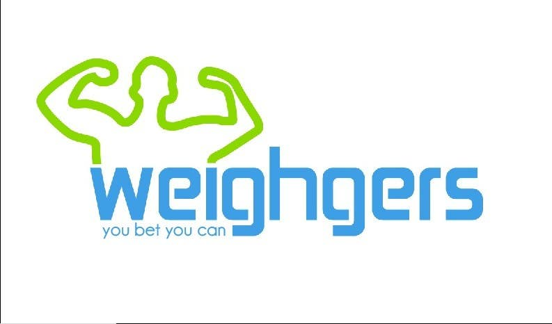 Konkurrenceindlæg #31 for Logo Design for Weighgers