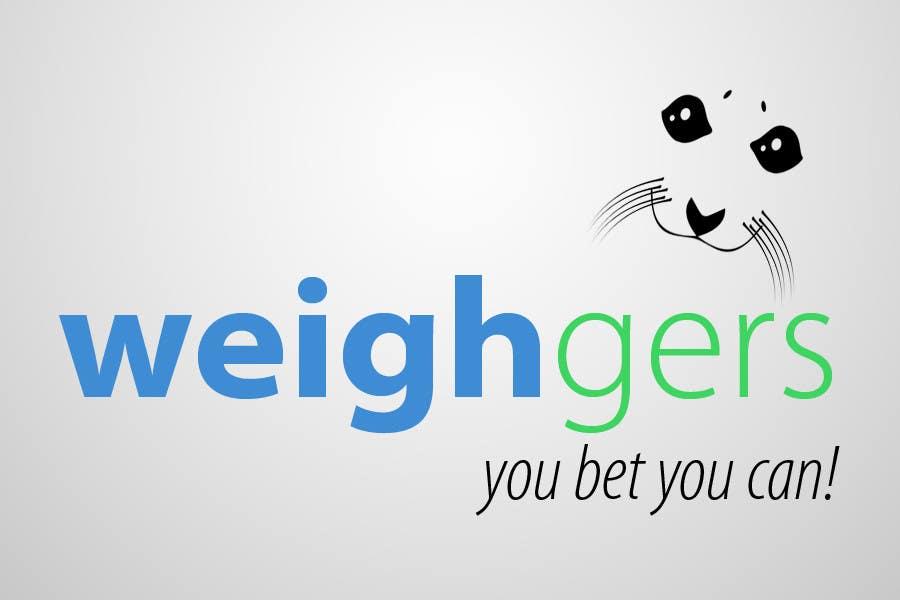 Penyertaan Peraduan #137 untuk Logo Design for Weighgers