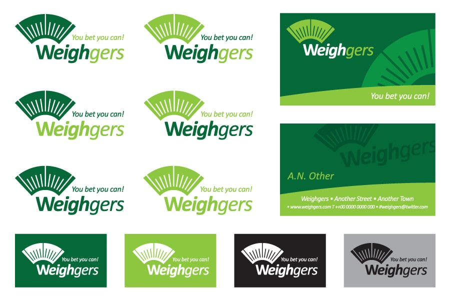 Proposition n°78 du concours Logo Design for Weighgers