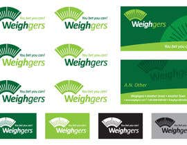 #78 za Logo Design for Weighgers od AndyGFX71