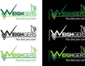 #23 for Logo Design for Weighgers by AndyGFX71