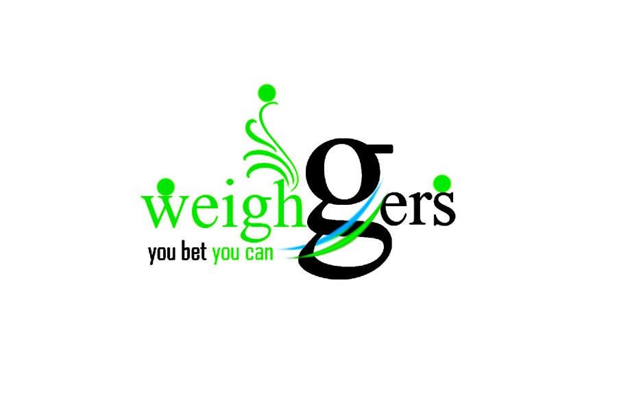 Intrare concurs #162 pentru Logo Design for Weighgers