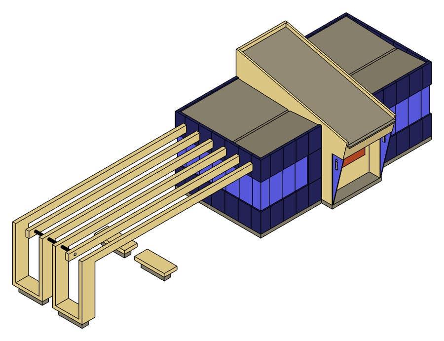 Inscrição nº 5 do Concurso para Isometric Buildings for Android Game