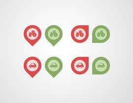 #61 for GPS Fleet Management Map Icons af farmanahmed2007