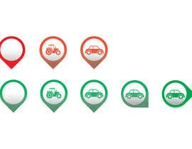 #74 for GPS Fleet Management Map Icons af sumisu22
