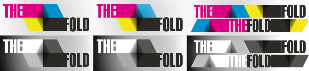 #69 for Design a Logo for The Fold (a Print Studio) by mharfouch