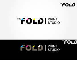 nº 142 pour Design a Logo for The Fold (a Print Studio) par BobbyFermin