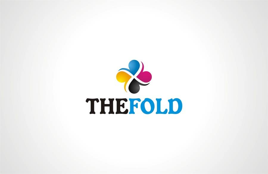 #186 for Design a Logo for The Fold (a Print Studio) by nomi2009