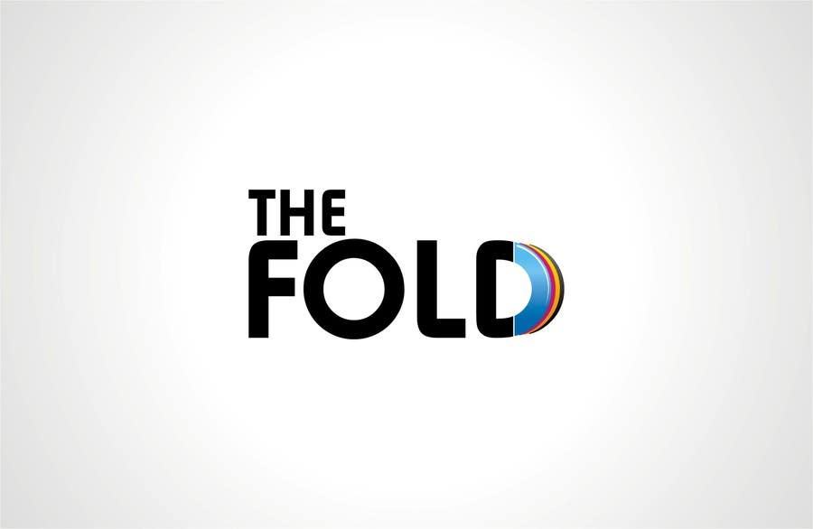 #191 for Design a Logo for The Fold (a Print Studio) by nomi2009