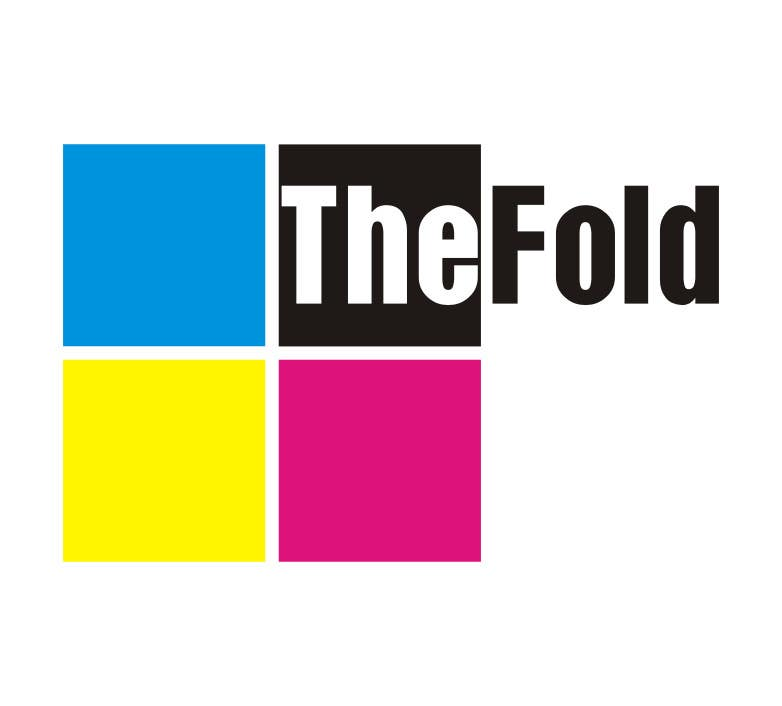 #181 for Design a Logo for The Fold (a Print Studio) by ibed05