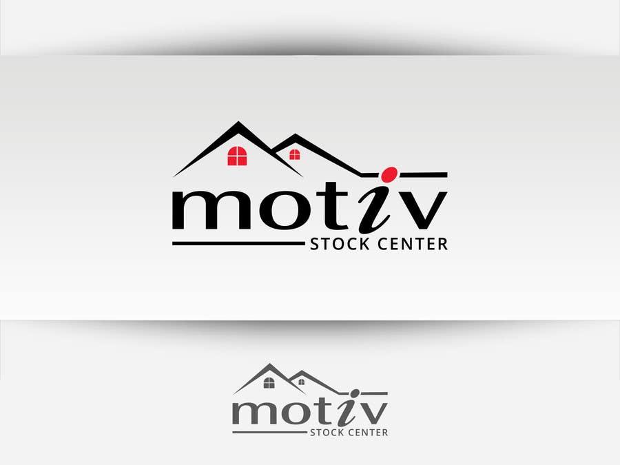 Contest Entry #113 for Design a Logo for Motiv Stock Center