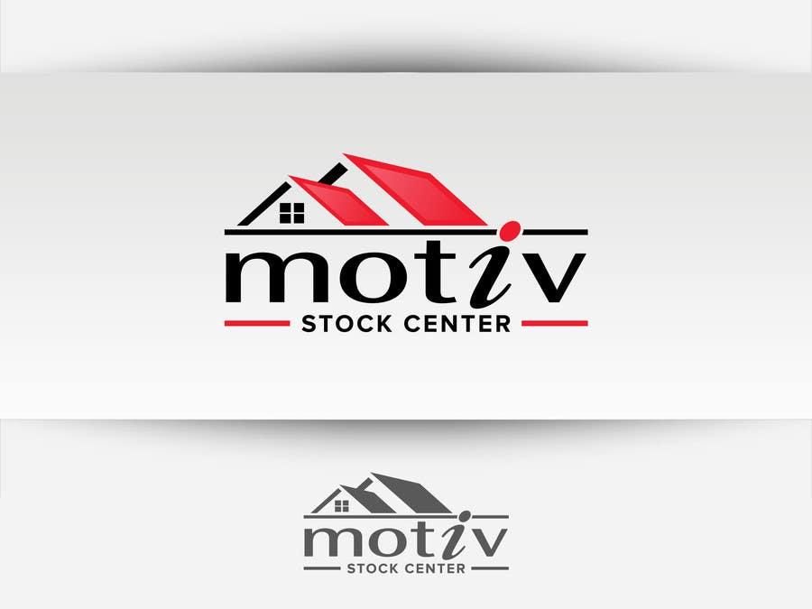 Contest Entry #116 for Design a Logo for Motiv Stock Center
