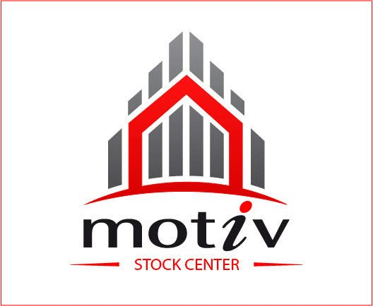 Contest Entry #156 for Design a Logo for Motiv Stock Center