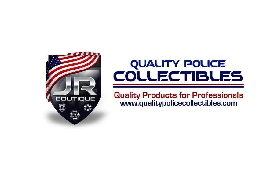 Bài tham dự cuộc thi #                                        42                                      cho                                         Design a Logo for qualitypolicecollectibles.com