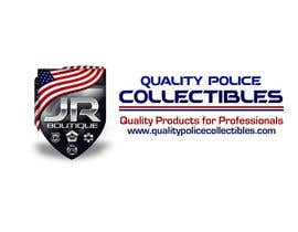 #68 for Design a Logo for qualitypolicecollectibles.com af zetabyte