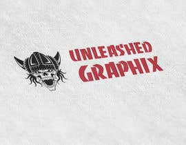 ChocobarArce tarafından Design a Logo for Unleashed Graphix için no 48