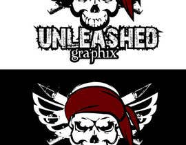 #53 for Design a Logo for Unleashed Graphix by changcheefatt