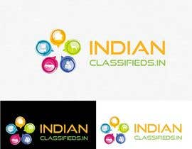 #106 untuk Website Logo required for IndianClassifieds.in - Urgent! oleh sunnnyy
