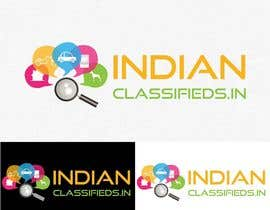 #149 untuk Website Logo required for IndianClassifieds.in - Urgent! oleh sunnnyy