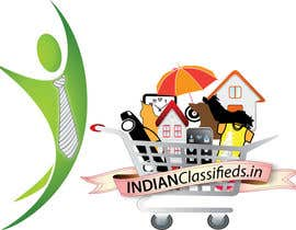 #148 untuk Website Logo required for IndianClassifieds.in - Urgent! oleh muralivilla