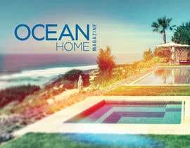 #44 for Design a Banner for Ocean Home Magazine online. www.oceanhomemag.com af kopach