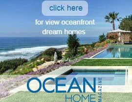 #71 for Design a Banner for Ocean Home Magazine online. www.oceanhomemag.com af evheniybenzar
