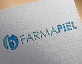 #33 cho Diseñar un logotipo y tarjetas de presentacion para FarmaPiel bởi mavrilfe