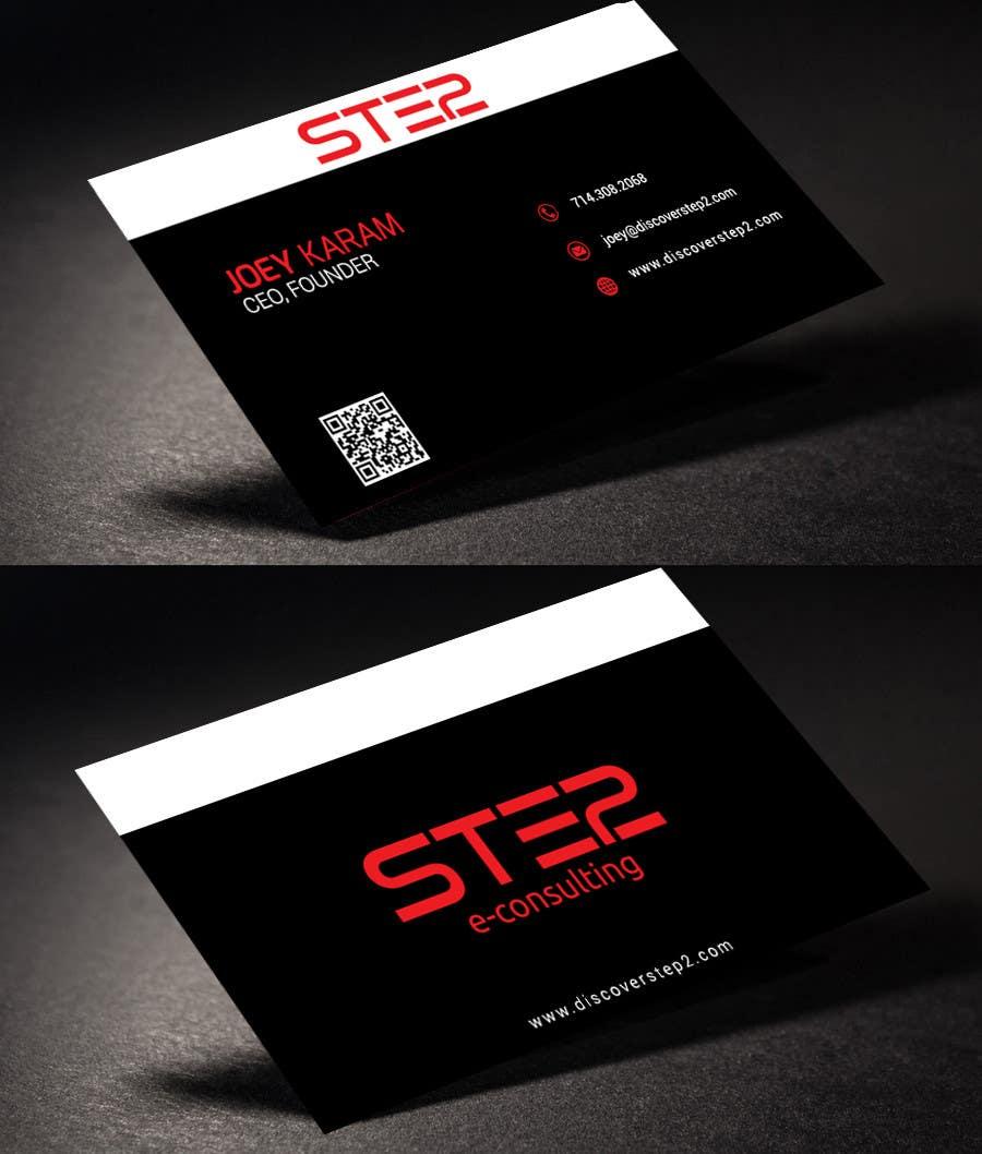 Penyertaan Peraduan #158 untuk Business Card Design SEXY