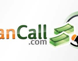 #105 untuk Attention Designers - Join Super Design Contest for LoanCall.com Logo oleh grafixeu